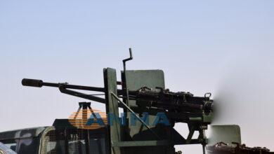 Photo of مجهول يسرق مدفع دوشكا من عربة شرطة داخل قسم شرطة …التفاصيل