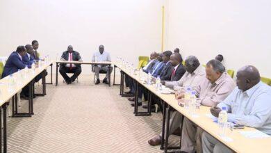 Photo of خطوة جديدة من الأطراف الموقّعة على عملية السلام في السودان