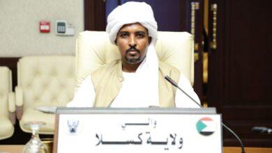Photo of عاجل : السودان اقالة والي كسلا عمار صالح … التفاضيل