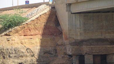 Photo of إغلاق كوبري (المنشية) من قبل المواطنين.
