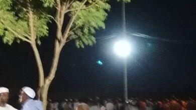 Photo of مرفق (فيديو التشييع ) .. سقوط الشهيد محمد عبد المجيد في مليونية 21 أكتوبر بشرق النيل بالخرطوم