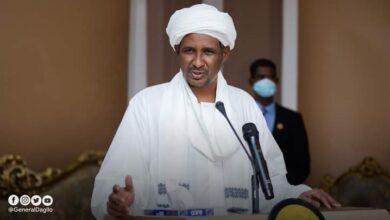 Photo of حميدتي: الفساد سبب رئيس في إنهيار الاقتصاد