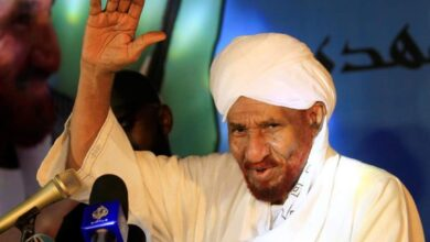 Photo of وفاة رئيس حزب الأمة الإمام الصادق المهدي التفاصيل …