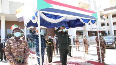 Photo of البرهان يطالب قوات الشرطة بالحفاظ على أمن المجتمع