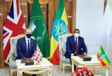 Photo of مباحثات بين دومينيك راب ووزير الخارجية الإثيوبي
