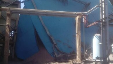 Photo of شركة (التوليد الحراري): الإنهيار بمحطة (قري 4) خارجي ولا إصابات بين العاملين