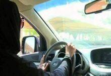 Photo of نساء يزاحمن الرجال في قيادة سيارات الأجرة