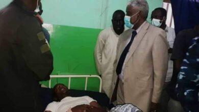 Photo of إصابات متفاوتة بين أفراد من الجيش والشرطة اثر اشتباكات بمدينة مدني