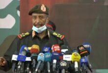 Photo of البرهان: ليس هناك أي جهة دفعتنا لحماية حدودنا والجيش انتشر على الحدود، وهذا ما اتفقنا عليه مع آبي أحمد