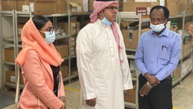 Photo of السعودية تقدم 53 طناً من المستلزمات الصحية والأدوية للسودان لمجابهة كورونا