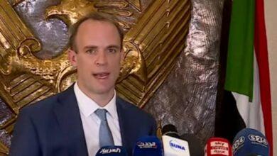 Photo of راب: سنقوم بتقديم قرض بريطاني بقيمة 330 مليون جنيه إسترليني لخفض ديون السودان لدى بنك التنمية الأفريقي