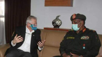 Photo of مسوؤل عسكري أمريكي يصل السودان في زيارة رسمية لعدة أيام