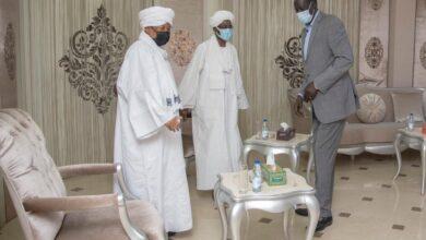 Photo of مبعوث من سلفاكير ينقل رسالة لحمدوك بغرض التوسط بين السودان وإثيوبيا بشأن أزمة الحدود