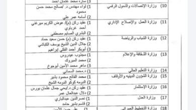 "Photo of ""قحت"" تطيح بمدني عباس وتتنازل عن وزارة التريبة والتعليم"