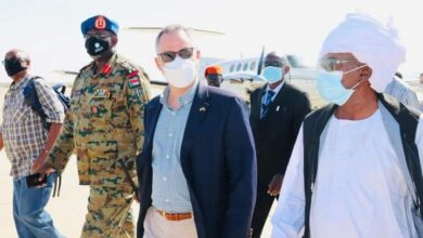 Photo of القائم بالأعمال في سفارة الولايات المتحدة بالخرطوم يصل بورتسودان