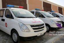 Photo of سيارتا إسعاف مزودتان بأجهزة منقذة للحياة لمستشفى سوبا