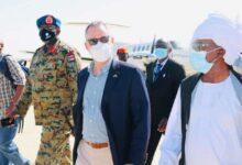 Photo of القائم بالأعمال الأمريكي يصل بورتسودان للترحيب بسفينة (يو إس إس ونستون تشرشل)