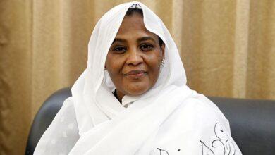 Photo of وزيرة الخارجية السودانية تتلقى رسالة من نظيرتها الجنوب افريقية