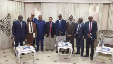 Photo of حمدوك: ملء سدّ النهضة بشكلٍ آحادي يشكّل خطرًا على السدود السودانية