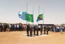 Photo of حكومة جنوب دارفور تتسلم مقر بعثة (يوناميد) بمنواشي