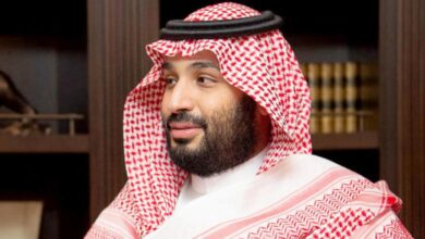 Photo of شاهد بالفيديو.. لحظة مغادرة ولي العهد السعودي لمستشفى الملك فيصل التخصصي بالرياض