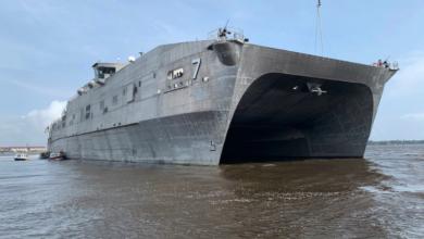 """Photo of وصول سفينة أمريكية لـ""""ساحل البحر الاحمر"""" في بورتسودان"""