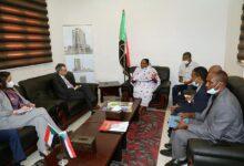 Photo of وزيرة العمل السوداني: جهود لوضع لبنات حقيقة لتحوّلٍ ديمقراطي لدعم الاستقرار