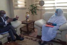 Photo of مباحثات بين وزيرة الخارجية السودانية ووكيل الأمين العام للأمم المتحدّة