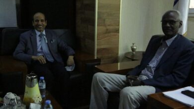 Photo of السودان يؤمنّ على ضرورة التوصّل إلى اتّفاقٍ قانونيّ ملزم حول سدّ النهضة قبل يوليو