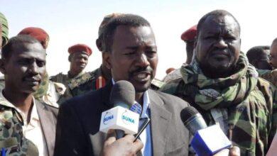 Photo of وصول قوات عبد الله يحى نائب رئيس قوى تحرير السودان للخرطوم