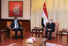 Photo of حميدتي يطلع السيسي على سير تنفيذ اتّفاق سلام جوبا