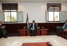 Photo of حمدوك يبحث مسؤول بالأمم المتحدة تصفية بعثة اليوناميد